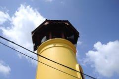 Minaret of Batak Rabit Mosque in Teluk Intan, Perak Royalty Free Stock Photo