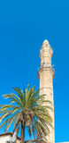 Minaret Royalty Free Stock Photo