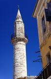 Minaret in Chania Royalty Free Stock Image