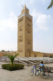 Minaret de la Koutoubia Royalty Free Stock Photography