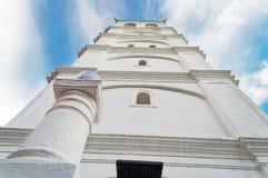 Minaret de mosquée de Kampung Kling photographie stock