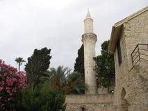 Minaret de mosquée de Kebir - de Buyuk images libres de droits