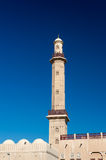 Minaret in Dubai Stock Photo