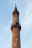Minaret in Eger Stock Photo