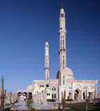 minaret egiptu Obrazy Stock