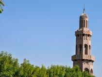 Minaret en Architectuur Stock Foto