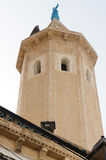 Minaret of the great mosque of Sousse in Tunisia Stock Image
