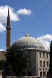 Minaret of Hagia Sophia Stock Images