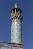 Minaret in Hamedan stock foto