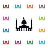 Minaret Icon. Islam Vector Element Can Be Used For Minaret, Mosque, Islam Design Concept. Islam Vector Element Can Be Used For Minaret, Mosque, Islam Design Stock Photo