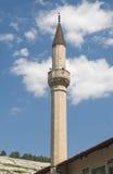 Minaret In Bakhchisaray Palace Royalty Free Stock Image