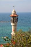 Minaret In Jaffa (Tel Aviv) Stock Image
