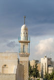 Minaret in Jerusalem, Israel Royalty Free Stock Image