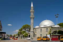 Minaret in Kadriye Stock Photography