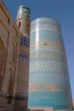 Minaret Kalta Minor, Khiva Royalty Free Stock Image