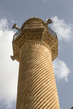 Minaret of Kasim Turmaner Mosque, Mardin Stock Images
