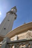 Minaret of Klang Royal Town Mosque a.k.a Masjid Bandar Diraja Klang Stock Image