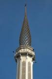 Minaret of Klang Royal Town Mosque a.k.a Masjid Bandar Diraja Klang Royalty Free Stock Photography