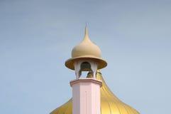 Minaret Kuching miasteczka meczet Obrazy Stock