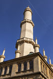 Minaret in Lednice Royalty Free Stock Photos
