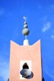 Minaret in Marokko Royalty-vrije Stock Foto's