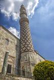 Minaret meczet Zdjęcie Stock