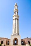 Minaret meczet Obraz Stock