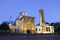 Minaret Medrasah d'Ince Photo stock
