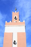 Minaret in Morocco Royalty Free Stock Photography