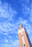 Minaret in Morocco Royalty Free Stock Photos