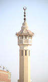 Minaret of Mosque Stock Images