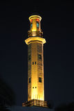 Minaret of a mosque in Dubai Stock Photography