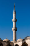 Minaret Of A Mosque Stock Images