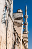Minaret Of A Mosque Royalty Free Stock Photography