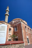 Minaret of the Mosque of Suleiman Royalty Free Stock Image