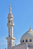 Minaret of mosque in Tatarstan, Russia Royalty Free Stock Image