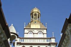 Minaret of The Muhammadi Mosque The Kelantan State Mosque in Kelantan, Malaysia Royalty Free Stock Photos