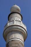 Minaret Murad Reis meczet, Rhodes Fotografia Royalty Free