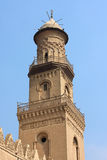 Minaret in Old Cairo. Stock Image