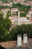 Minaret In Old City Safranbolu, Turkey Royalty Free Stock Image