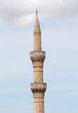 Minaret of the Old Mosque Royalty Free Stock Images