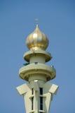 Minaret of Penang State Mosque in Penang Royalty Free Stock Photos