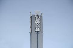 Minaret of Puncak Alam Mosque at Selangor, Malaysia Stock Images