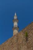 Minaret in Rethmno Stock Fotografie