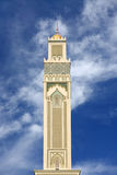 Minaret of Shaikha Kanoo Mosque, Bahrain Stock Images