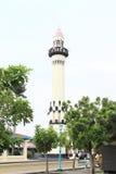 Minaret in Solo stock image
