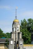 Minaret sułtanu Sulaiman meczet w Klang Fotografia Stock