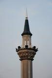 Minaret of Sultan Abdul Samad Mosque (KLIA Mosque) Stock Image
