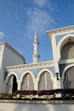 Minaret of Sultan Ahmad Shah 1 Mosque in Kuantan Stock Photography