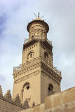 MInaret of the Sultan al-Nasir Muhammad ibn Qalawun Mosque ,Cairo,Egypt Royalty Free Stock Images